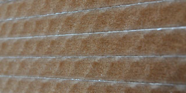 MDF-Platten gestapelt im Lager der Holzhandlung Blömer